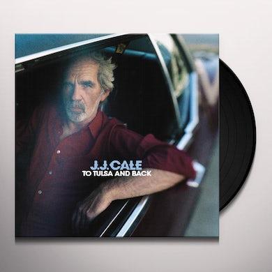 J.J. Cale TO TULSA & BACK Vinyl Record