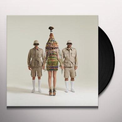 Yelle SAFARI DISCO CLUB Vinyl Record