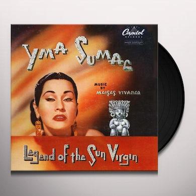 LEGEND OF THE SUN VIRGIN Vinyl Record