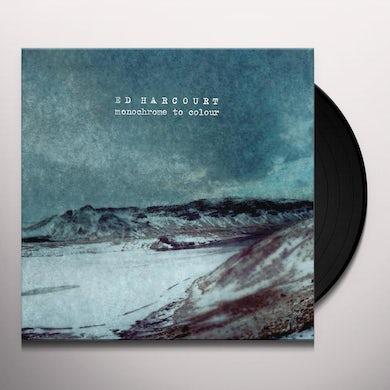Ed Harcourt MONOCHROME TO COLOUR Vinyl Record