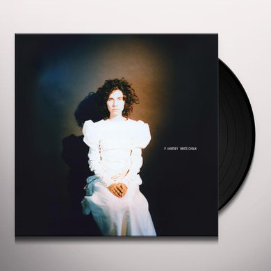 White Chalk (LP) Vinyl Record