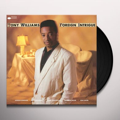 FOREIGN INTRIGUE Vinyl Record