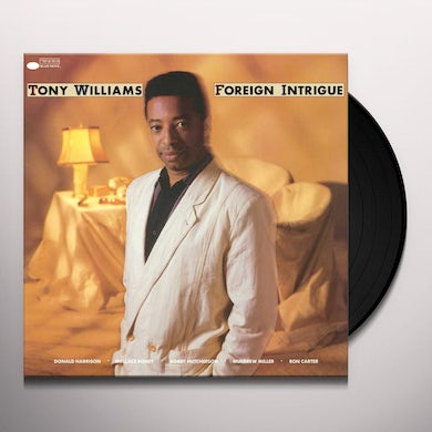 Tony Williams Foreign Intrigue (LP) Vinyl Record