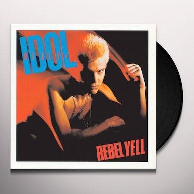 Billy Idol REBEL YELL Vinyl Record