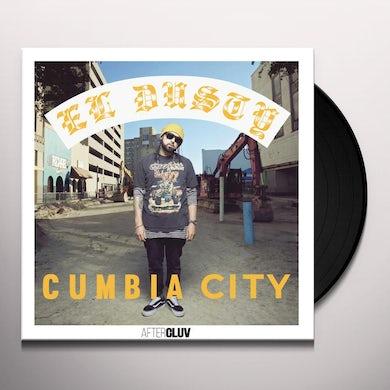 El Dusty CUMBIA CITY Vinyl Record