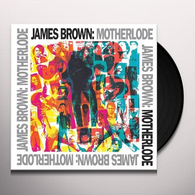James Brown MOTHERLODE Vinyl Record