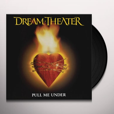 Dream Theater Pull Me Under (IE) Vinyl Record