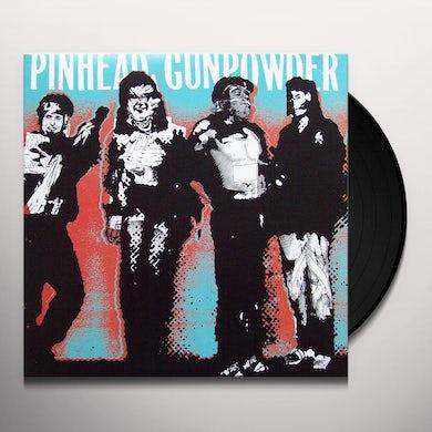 Pinhead Gunpowder KICK OVER THE TRACES Vinyl Record