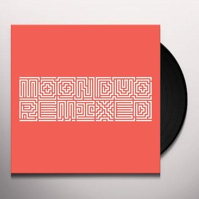 Moon Duo MAZES REMIXED Vinyl Record