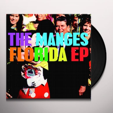 MANGES FLORIDA Vinyl Record