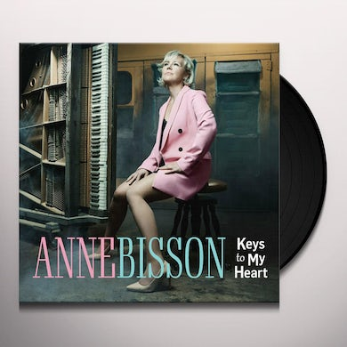 KEYS TO MY HEART Vinyl Record