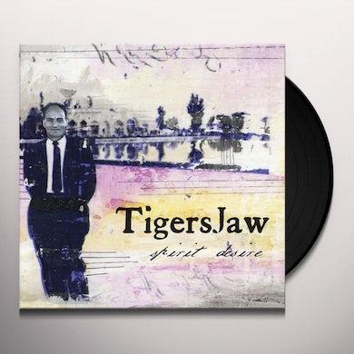 Tigers Jaw SPRIT DESIRE Vinyl Record