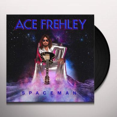 SPACEMAN (Silver) Vinyl Record