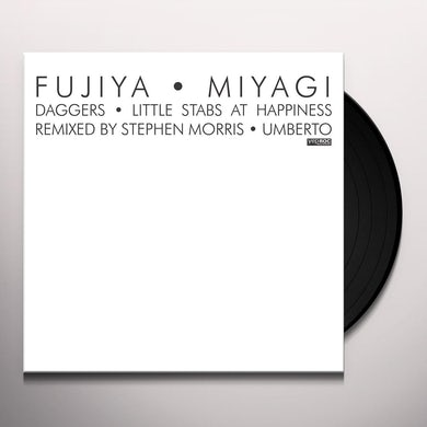 Fujiya & Miyagi REMIXES Vinyl Record