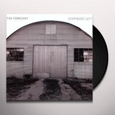 Forecast EVERYBODY LEFT Vinyl Record