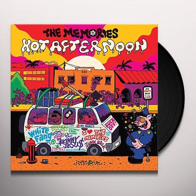 Memories HOT AFTERNOON Vinyl Record