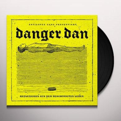 Danger Dan REFLEXIONEN AUS DEM BESCHOENIGTEM LEBEN Vinyl Record