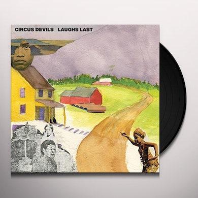 Circus Devils LAUGHS LAST Vinyl Record