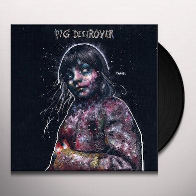 Pig Destroyer PAINTER OF DEAD GIRLS Vinyl Record