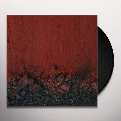Moses Sumney BLACK IN DEEP RED 2014 Vinyl Record