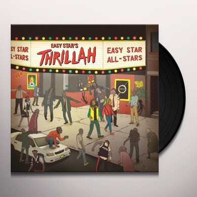 Easy Star All-Stars EASY STAR'S THRILLAH Vinyl Record