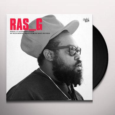 Ras G BAKER'S DOZEN: RAS_G Vinyl Record