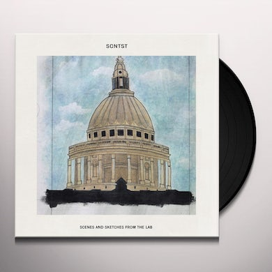 Scntst SCENES & SKETCHES FROM THE LAB Vinyl Record