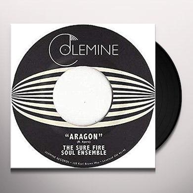 SURE FIRE SOUL ENSEMBLE ARAGON / EL NINO Vinyl Record