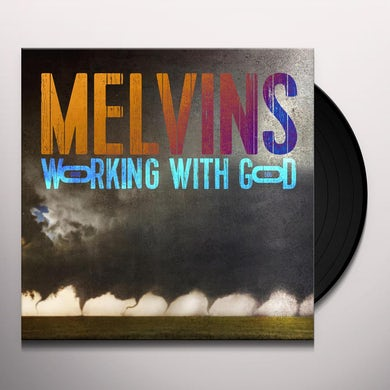 Melvins WORKING WITH GOD Vinyl Record