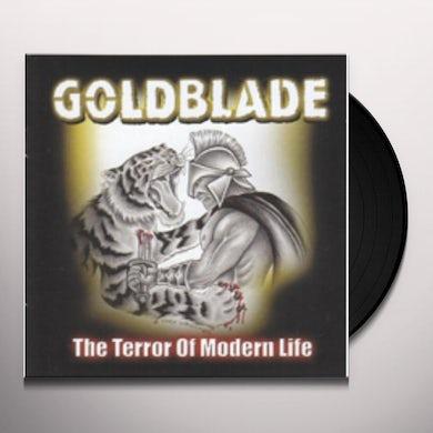 Goldblade TERROR OF MODERN LIFE Vinyl Record