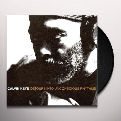 Calvin Keys DETOURS INTO UNCONSCIOUS RHYTHM Vinyl Record