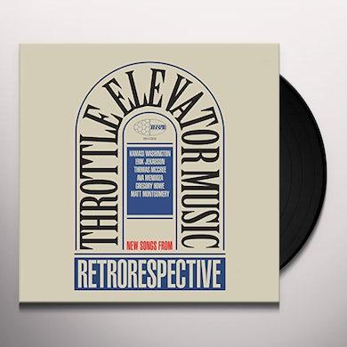 Throttle Elevator Music RETRORESPECTIVE Vinyl Record