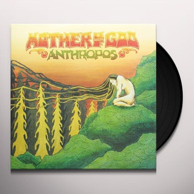 Mother Of God ANTHROPOS Vinyl Record