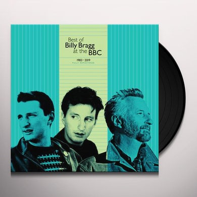 BEST OF BILLY BRAGG AT THE BBC 1983-2019 Vinyl Record