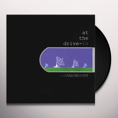 At The Drive-In IN / CASINO / OUT Vinyl Record