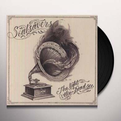 Soulsavers LIGHT THE DEAD SEE Vinyl Record