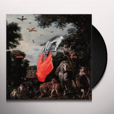 Chris Liebing BURN SLOW Vinyl Record