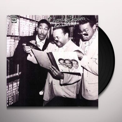 Charles Brown LETS HAVE A BALL Vinyl Record
