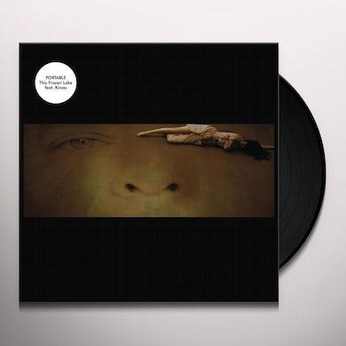 Portable THIS FROZEN LAKE Vinyl Record