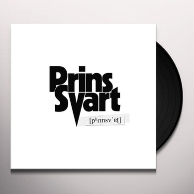 PRINS SVART Vinyl Record