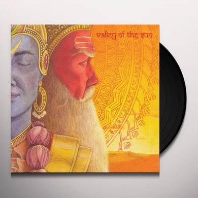 Valley Of The Sun OLD GODS Vinyl Record