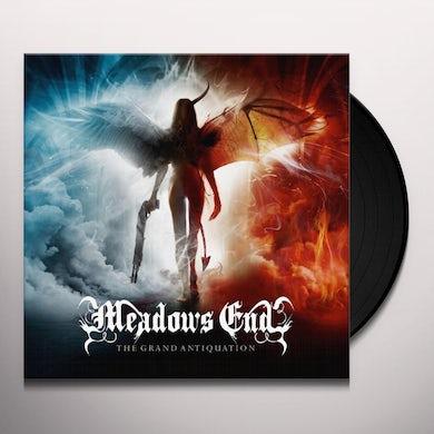 Meadows End GRAND ANTIQUATION (BLUE VINYL) Vinyl Record