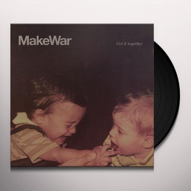 Makewar GET IT TOGETHER Vinyl Record