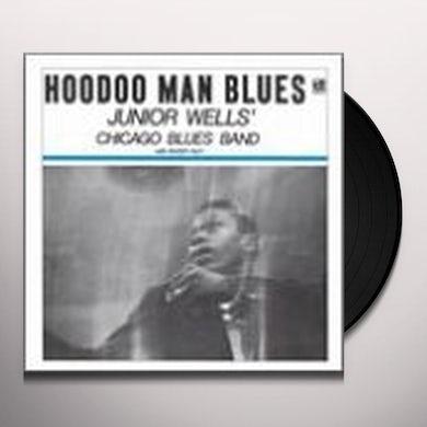 Junior Wells HOODOO MAN BLUES Vinyl Record