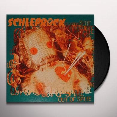 Schleprock OUT OF SPITE Vinyl Record