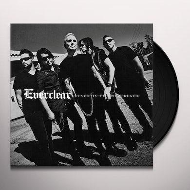 Everclear BLACK IS THE NEW BLACK Vinyl Record