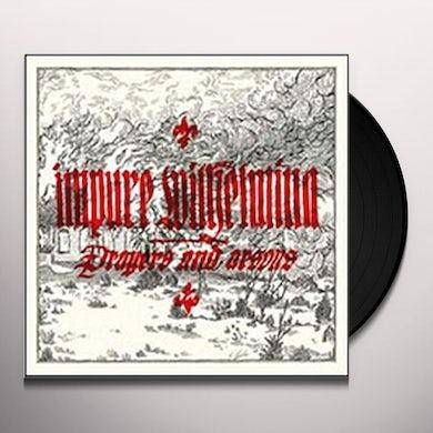 Impure Wilhelmina PRAYERS & ARSONS Vinyl Record