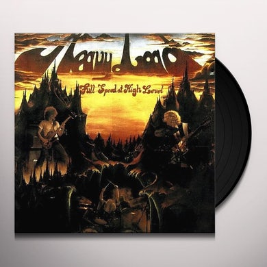 HEAVY LOAD FULL SPEED AT HIGH LEVEL Vinyl Record - UK Release
