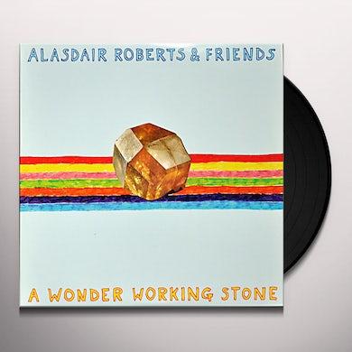 Alasdair Roberts WONDER WORKING STONE Vinyl Record