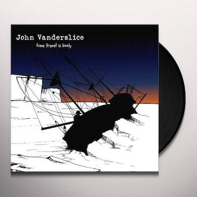 John Vanderslice TIME TRAVEL IS LONELY Vinyl Record